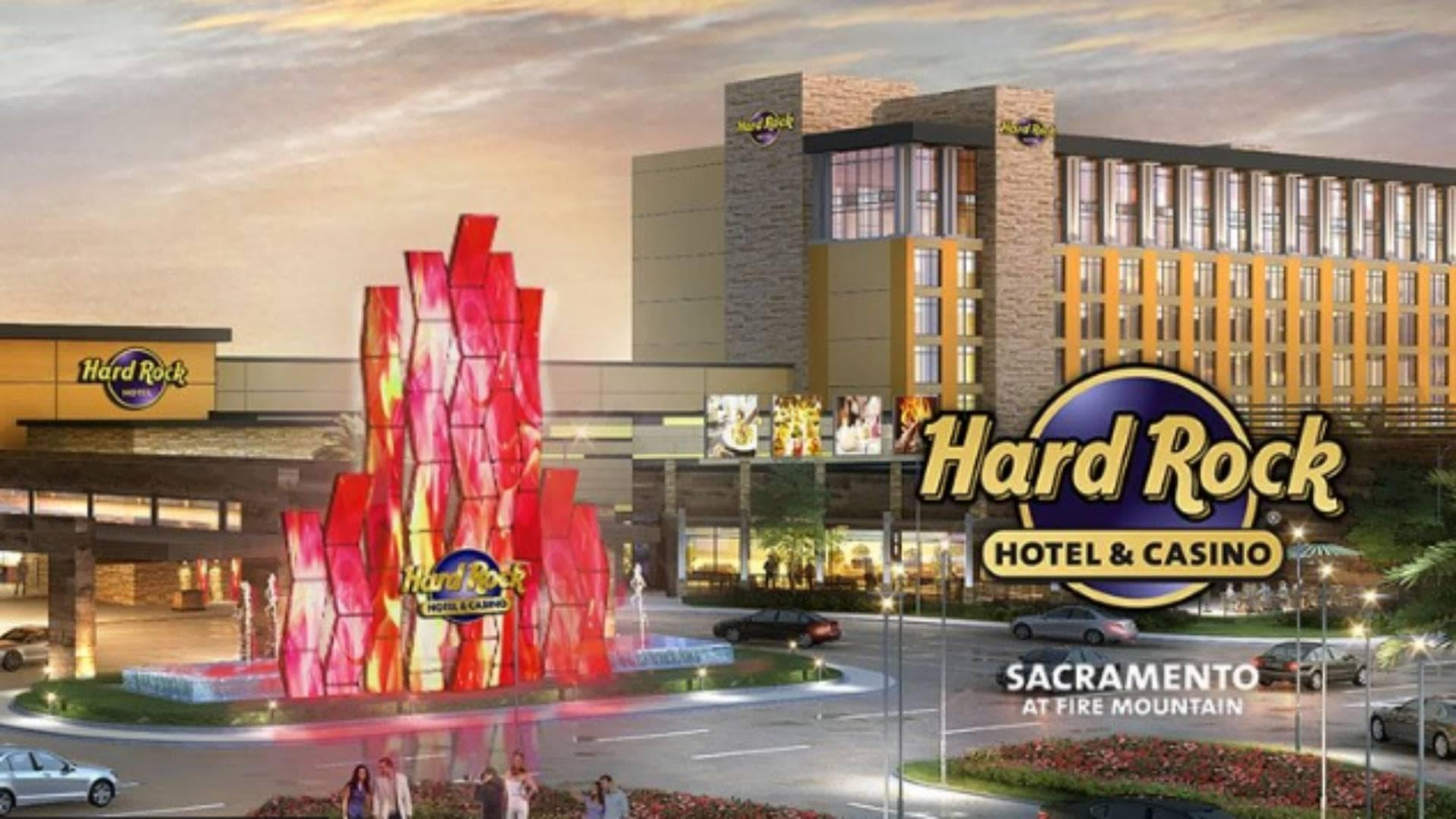 Hard Rock Hotel & Casino Sacramento at Fire Mountain