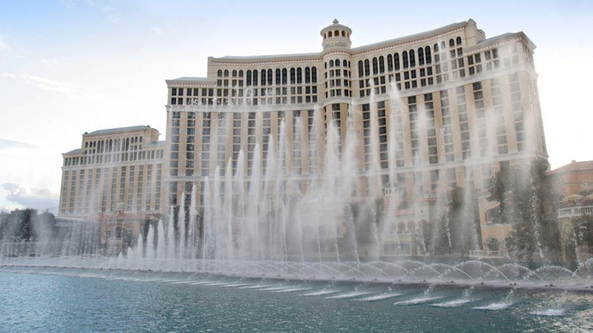 Blackstone adquire o cassino Bellagio