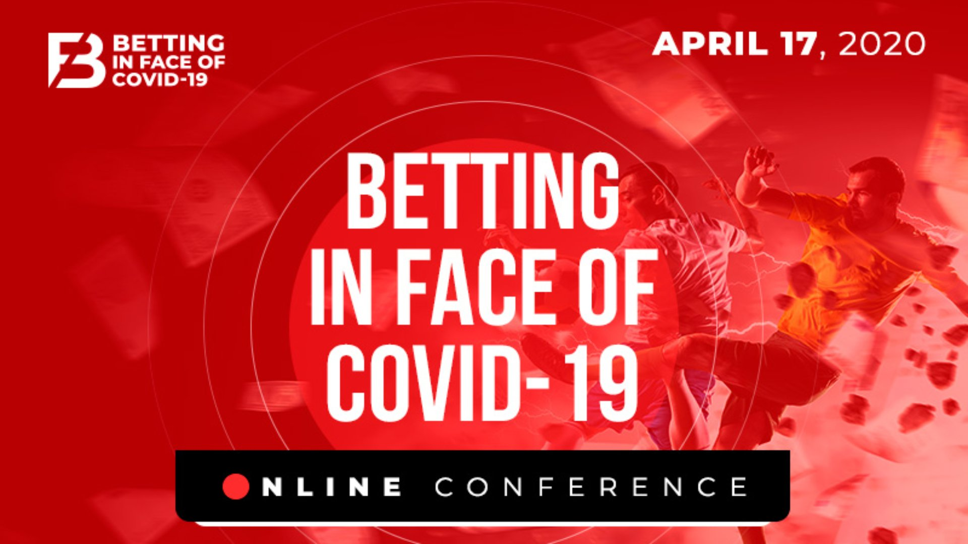 Betting em face do COVID-19: Conferência on-line