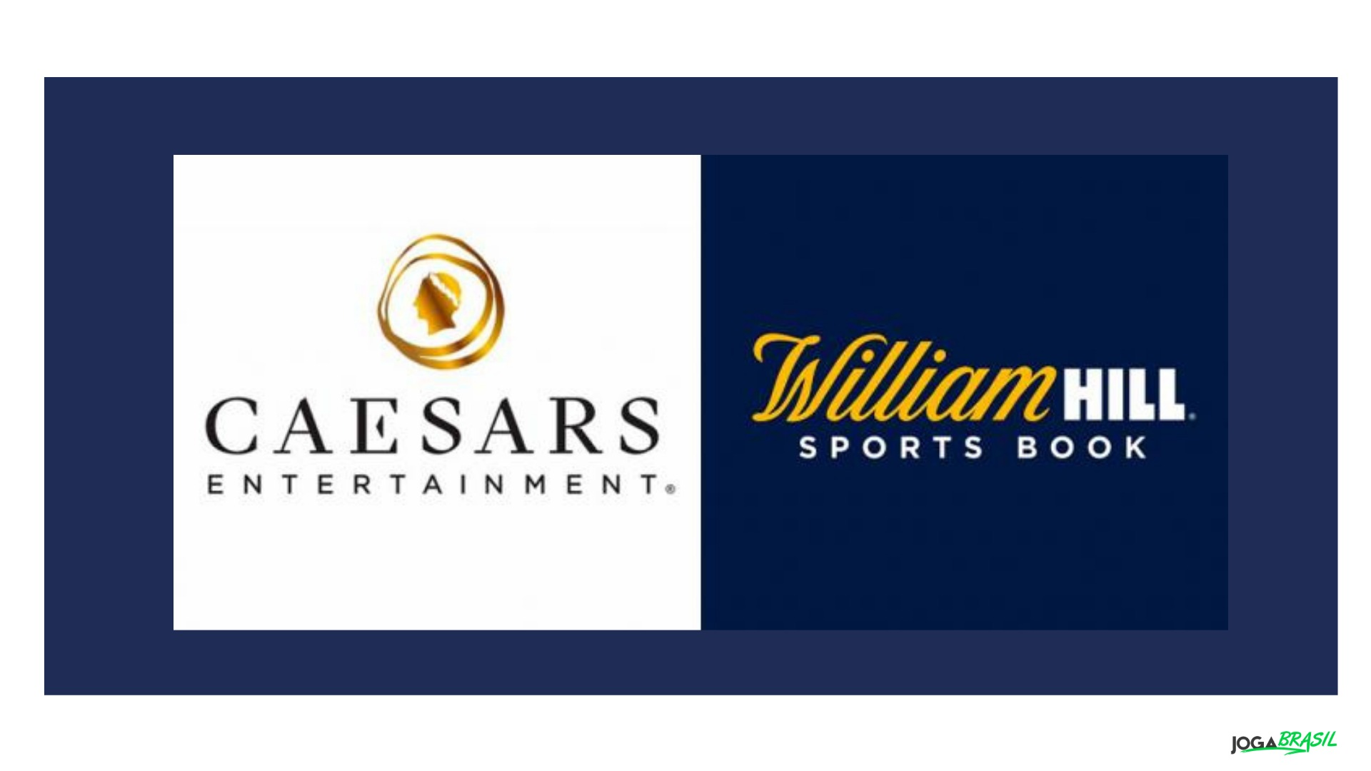 Caesars pretende adquirir operações da William Hill